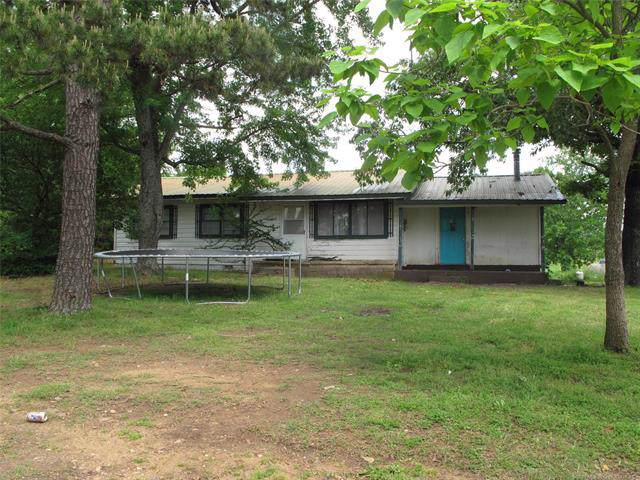 99763 S 4610 Road, Sallisaw, OK 74955 (MLS #1940570) :: Hopper Group at RE/MAX Results