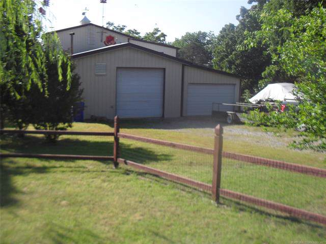 344 Cedar Tree Drive, Crowder, OK 74501 (MLS #1940593) :: Hopper Group at RE/MAX Results
