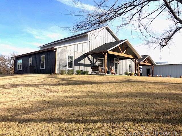 19260 County Road 3590, Ada, OK 74820 (MLS #1940637) :: Hopper Group at RE/MAX Results