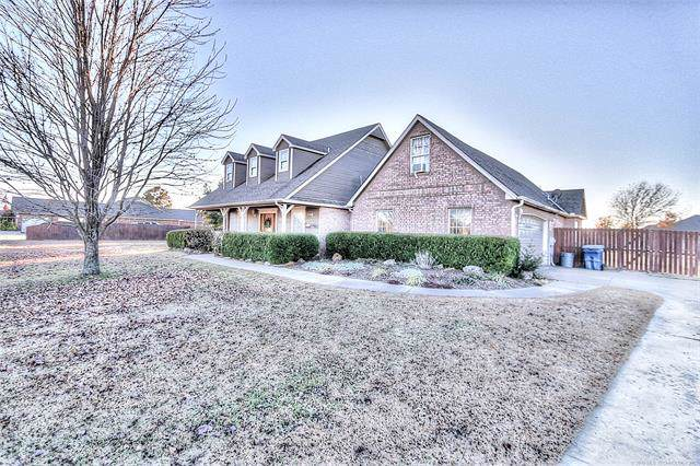 11802 N 152nd East Avenue, Collinsville, OK 74021 (MLS #1940689) :: Hopper Group at RE/MAX Results