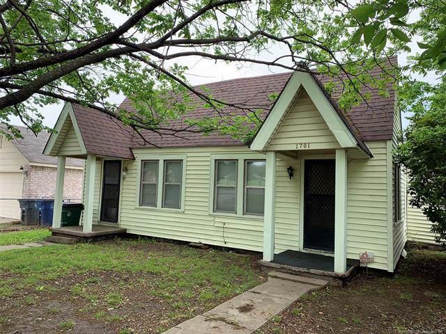 1701 N Detroit Avenue, Tulsa, OK 74106 (MLS #1940742) :: Hopper Group at RE/MAX Results