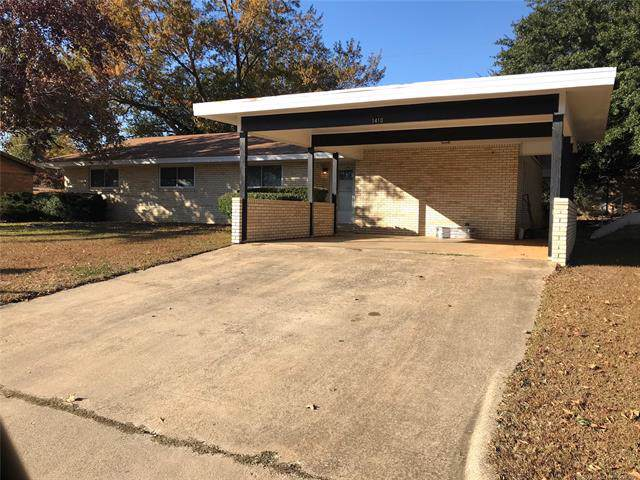1410 Lavola Street, Durant, OK 74701 (MLS #1940744) :: Hopper Group at RE/MAX Results