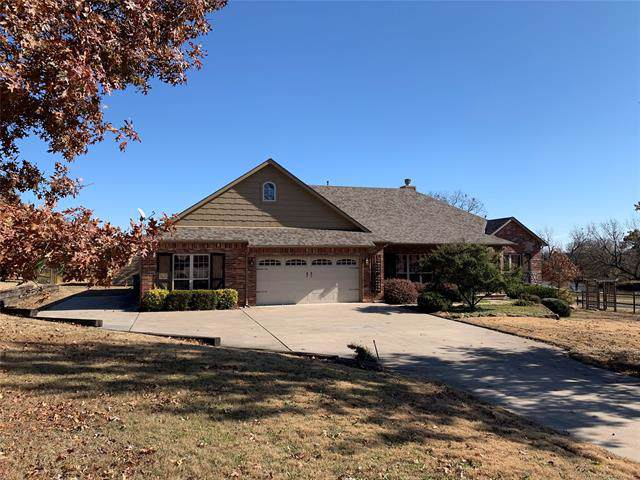 16239 S Sheridan Road, Bixby, OK 74008 (MLS #1940795) :: 918HomeTeam - KW Realty Preferred