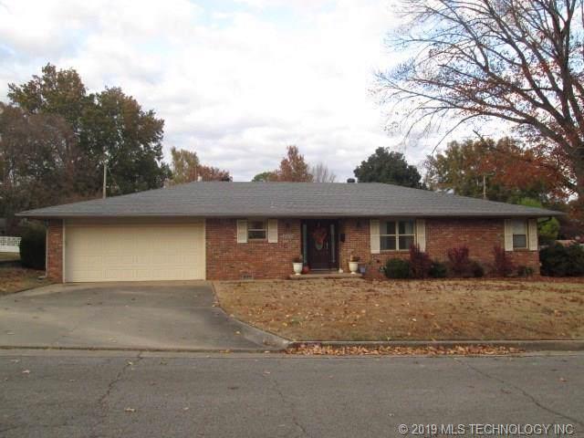 4400 Denison Street, Muskogee, OK 74401 (MLS #1940858) :: 918HomeTeam - KW Realty Preferred