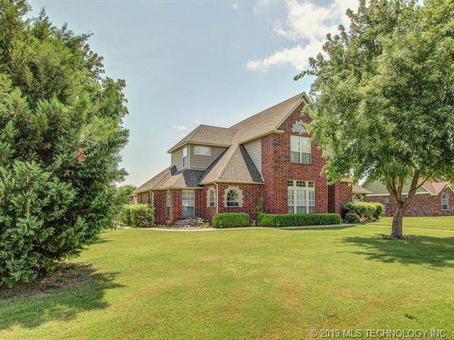 5892 E 165th Street S, Bixby, OK 74008 (MLS #1940876) :: 918HomeTeam - KW Realty Preferred