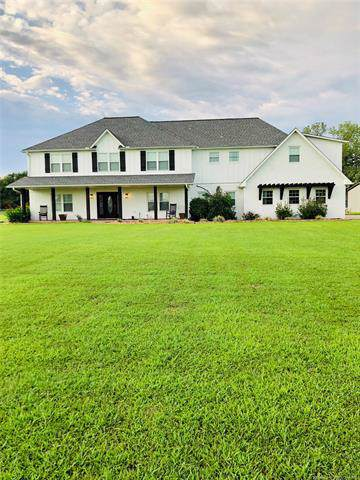1606 Blue Stem Road, Fort Gibson, OK 74434 (MLS #1940919) :: Hopper Group at RE/MAX Results