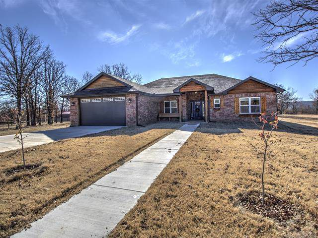 1051 County Road 2487 Road, Barnsdall, OK 74002 (MLS #1940923) :: Hopper Group at RE/MAX Results