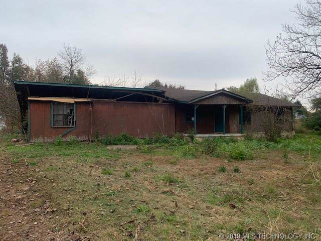 105087 S 4529 Road, Vian, OK 74962 (MLS #1940947) :: Hopper Group at RE/MAX Results