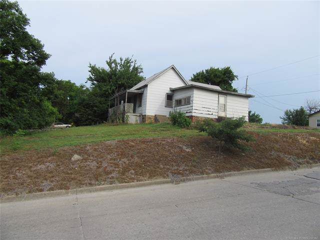 501 W Choctaw Avenue, Mcalester, OK 74501 (MLS #1940952) :: Hopper Group at RE/MAX Results