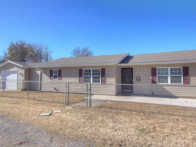524 N Ridgeway Street, Sapulpa, OK 74066 (MLS #1940977) :: 918HomeTeam - KW Realty Preferred