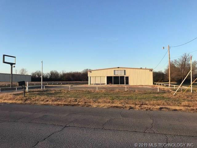 2320 W Shawnee Bypass, Muskogee, OK 74401 (MLS #1940997) :: 918HomeTeam - KW Realty Preferred