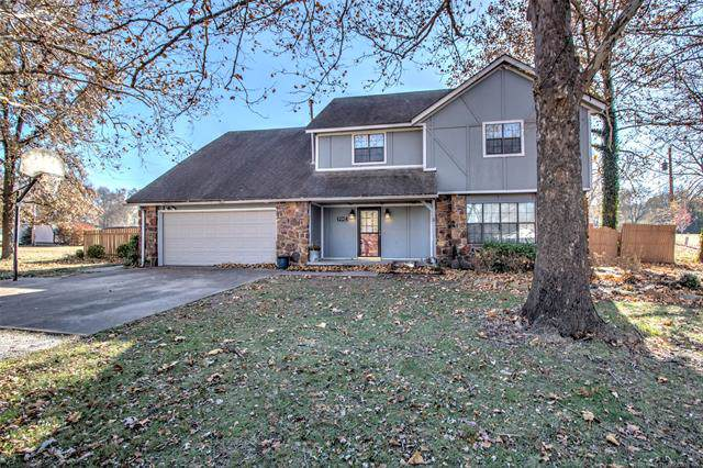 9042 E Salem Drive, Claremore, OK 74019 (MLS #1941035) :: Hopper Group at RE/MAX Results