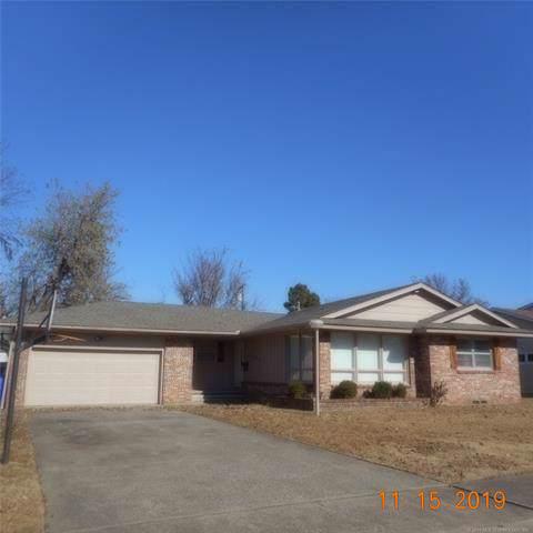 2504 Canterbury Street, Muskogee, OK 74403 (MLS #1941036) :: 918HomeTeam - KW Realty Preferred