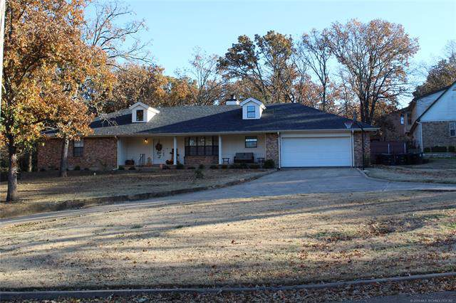 928 Crooked Oak Drive, Durant, OK 74701 (MLS #1941040) :: Hopper Group at RE/MAX Results