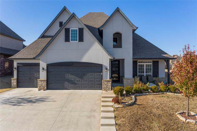 2613 E 139th Street S, Bixby, OK 74008 (MLS #1941045) :: 918HomeTeam - KW Realty Preferred