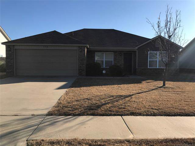 502 E 147th Street, Glenpool, OK 74033 (MLS #1941050) :: 918HomeTeam - KW Realty Preferred