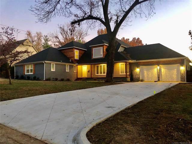 2666 E 58th Street, Tulsa, OK 74105 (MLS #1941068) :: 918HomeTeam - KW Realty Preferred