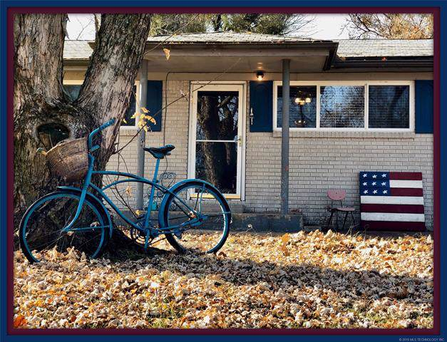 104 S Magnolia Avenue, Stratford, OK 74872 (MLS #1941091) :: 918HomeTeam - KW Realty Preferred