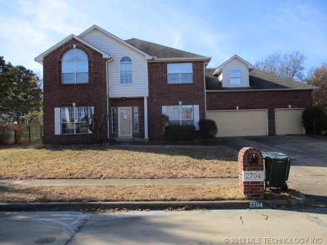 2704 N 13th Street, Broken Arrow, OK 74012 (MLS #1941095) :: 918HomeTeam - KW Realty Preferred