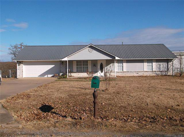 10887 S Mason Road, Sapulpa, OK 74066 (MLS #1941098) :: 918HomeTeam - KW Realty Preferred