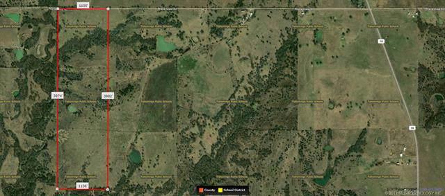 0001 Prairie View Road, Kenefic, OK 74748 (MLS #1941138) :: Hopper Group at RE/MAX Results