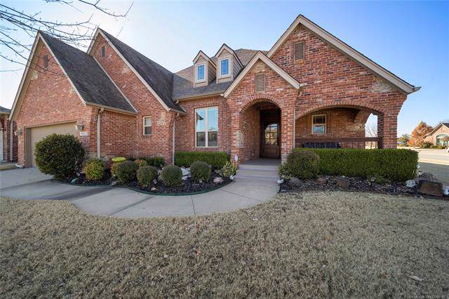14452 S Gary Court, Bixby, OK 74008 (MLS #1941164) :: Hopper Group at RE/MAX Results