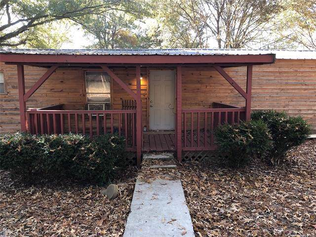 2260 Old Military Road, Broken Bow, OK 74728 (MLS #1941183) :: Hopper Group at RE/MAX Results