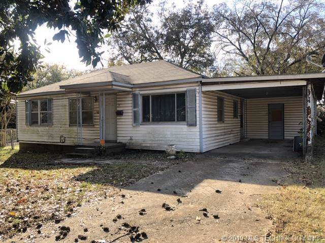 220 SE 3rd Avenue, Durant, OK 74701 (MLS #1941232) :: Hopper Group at RE/MAX Results