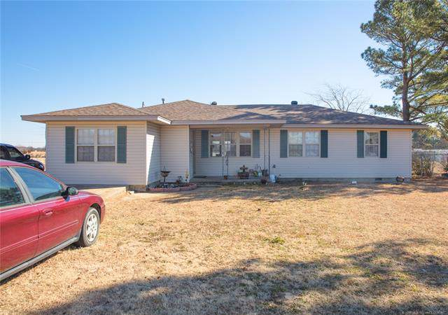 3515 Haywood Road, Mcalester, OK 74501 (MLS #1941294) :: Hopper Group at RE/MAX Results