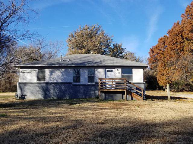 1308 N Union Avenue, Tulsa, OK 74127 (MLS #1941328) :: Hopper Group at RE/MAX Results