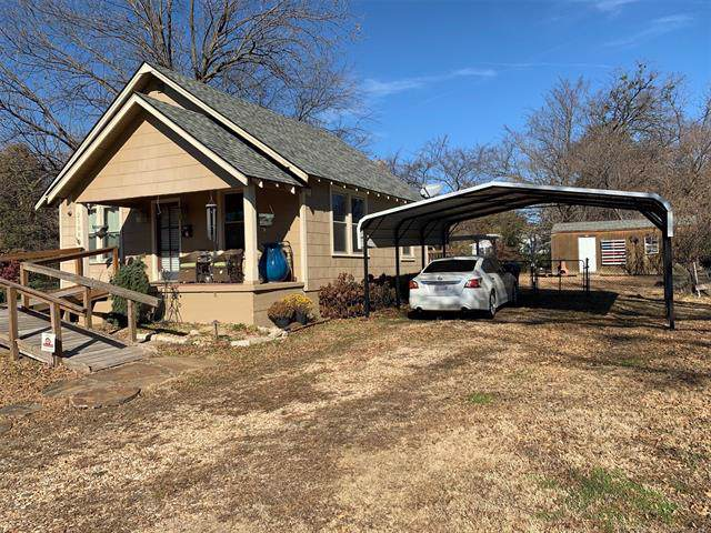 2106 Robison Street, Muskogee, OK 74403 (MLS #1941389) :: Hopper Group at RE/MAX Results