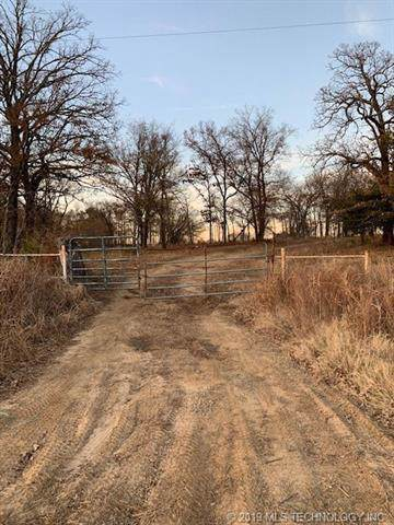124512 S 4060 Road, Hanna, OK 74845 (MLS #1941417) :: Hopper Group at RE/MAX Results