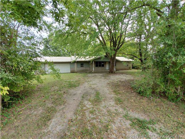 15511 S Highway 66 Highway, Claremore, OK 74017 (MLS #1941453) :: Hopper Group at RE/MAX Results