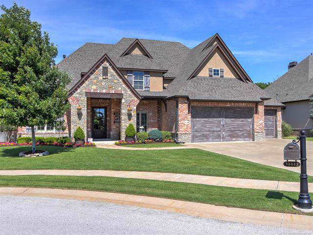 13442 S 65th East Place, Bixby, OK 74008 (MLS #1941465) :: Hopper Group at RE/MAX Results