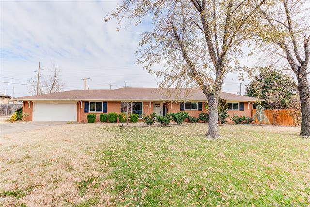 3721 S Gary Place, Tulsa, OK 74105 (MLS #1941472) :: Hopper Group at RE/MAX Results