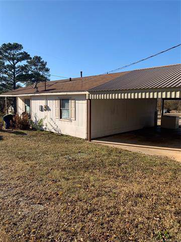606 N 4th Street, Madill, OK 73446 (MLS #1941481) :: Hopper Group at RE/MAX Results