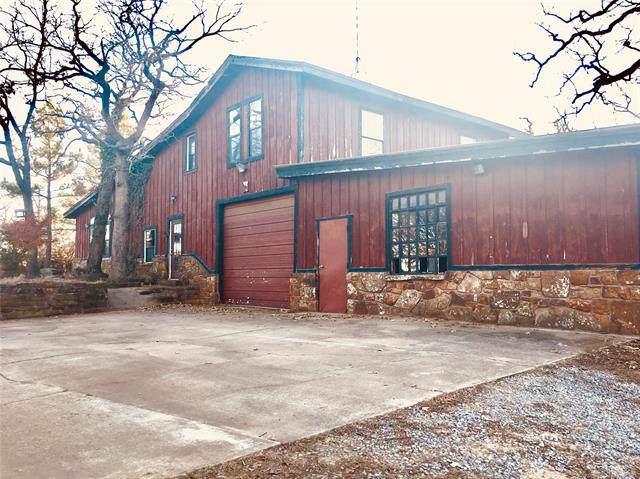 5009 Robert E Lee Terrace, Sand Springs, OK 74063 (MLS #1941488) :: 918HomeTeam - KW Realty Preferred