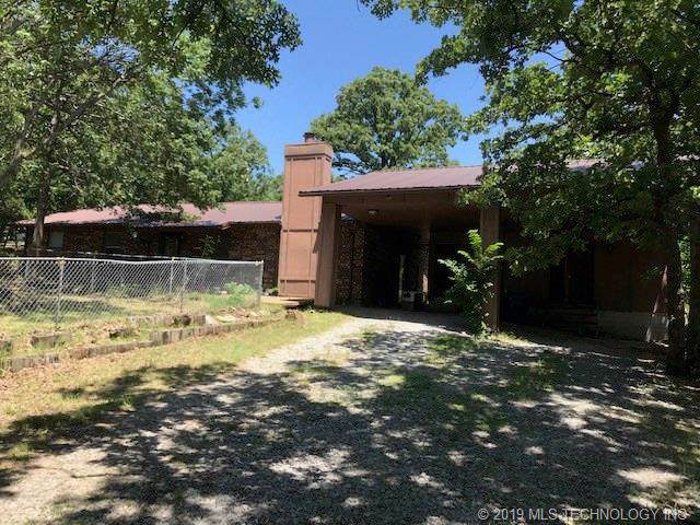 1230 Hickory Street, Kiowa, OK 74553 (MLS #1941496) :: Hopper Group at RE/MAX Results