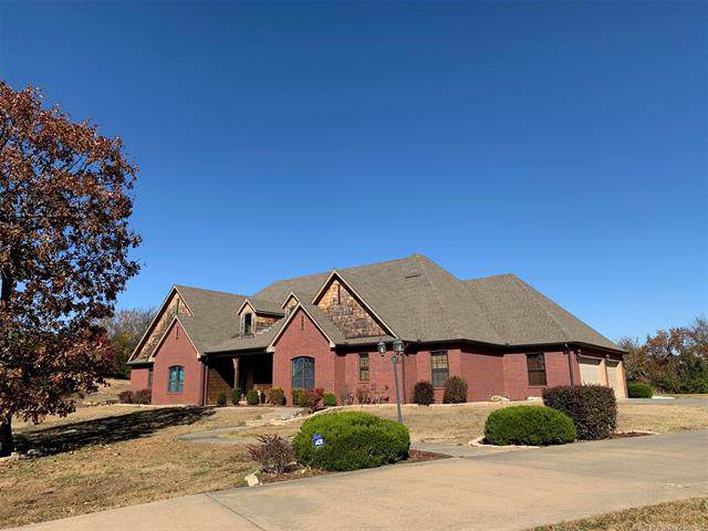 109 E Durant Street, Wilburton, OK 74578 (MLS #1941533) :: Hopper Group at RE/MAX Results