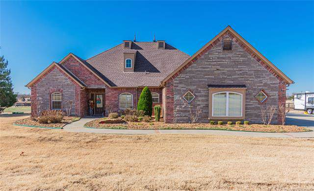 119 Spurlock Drive, Fort Gibson, OK 74434 (MLS #1941598) :: Hopper Group at RE/MAX Results