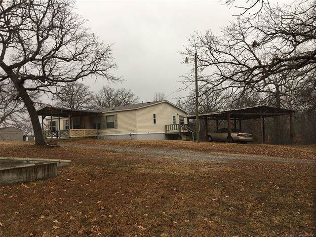 1115 Robin Road, Ada, OK 74820 (MLS #1941623) :: Hopper Group at RE/MAX Results