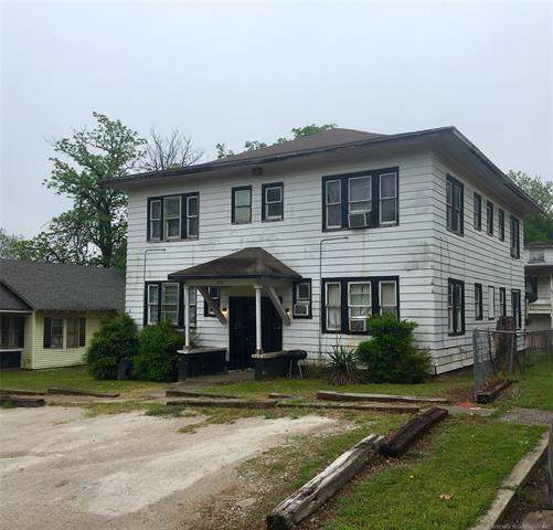 217 E 15th Street, Ada, OK 74820 (MLS #1941626) :: Hopper Group at RE/MAX Results