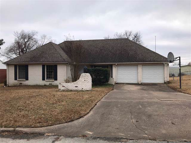 212 E 13th Street, Sand Springs, OK 74063 (MLS #1941712) :: Hopper Group at RE/MAX Results