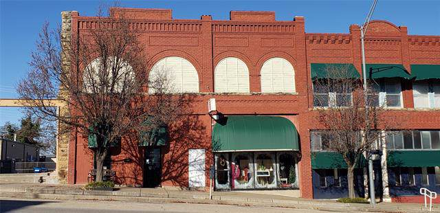 111 E Broadway Street, Drumright, OK 74030 (MLS #1941826) :: 918HomeTeam - KW Realty Preferred