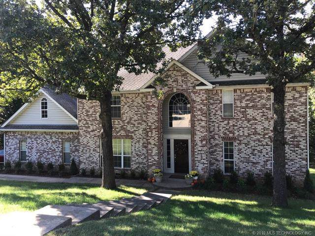 1220 N Renaissance Drive, Sand Springs, OK 74063 (MLS #1941833) :: Hopper Group at RE/MAX Results