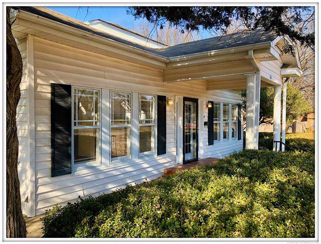 601 S Francis Street, Ada, OK 74820 (MLS #1941849) :: Hopper Group at RE/MAX Results