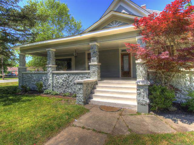 147 S Brown Street, Vinita, OK 74301 (MLS #1942030) :: Hopper Group at RE/MAX Results