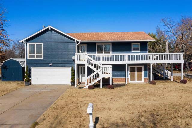 1473 Bayshore Drive, Sand Springs, OK 74063 (MLS #1942105) :: 918HomeTeam - KW Realty Preferred