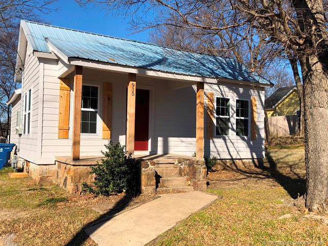 915 S C. Street, Mcalester, OK 74501 (MLS #1942299) :: Hopper Group at RE/MAX Results
