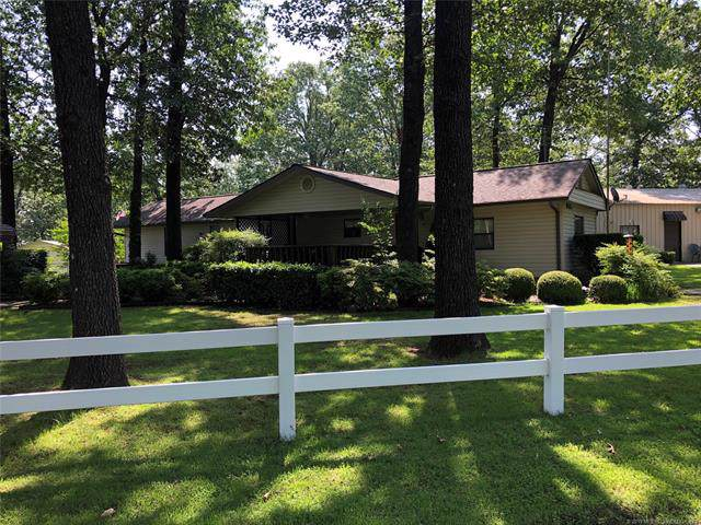 32298 S 4505 Road, Afton, OK 74331 (MLS #1942392) :: Hopper Group at RE/MAX Results